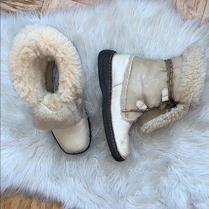 Born Shearling Winter Boots
